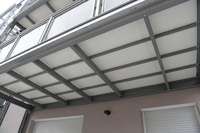 Gut bekannt Mega Paneelsystem - TOPERO - Der Balkonbelag für Generationen KL43